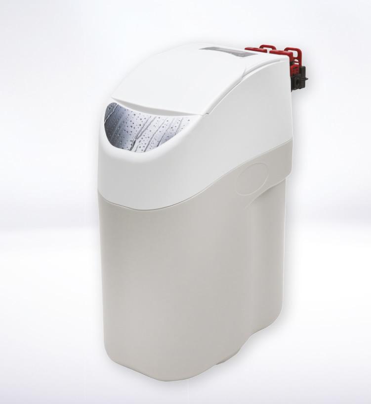 adoucisseur d'eau compacte