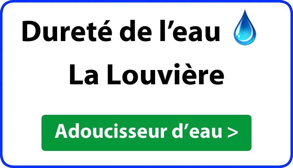 Dureté de l'eau La Louvière - adoucisseur d'eau