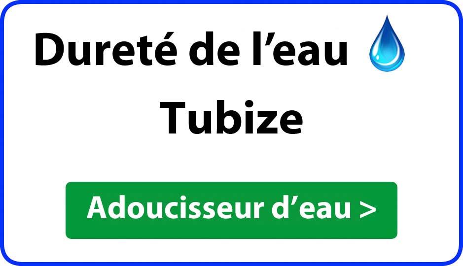 Dureté de l'eau Tubize - adoucisseur d'eau
